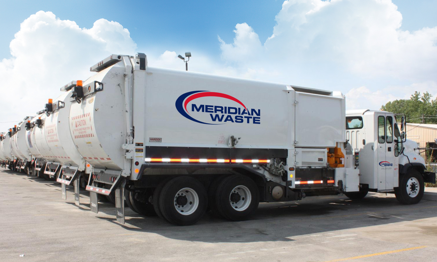 Meridian Waste Acquires Two Augusta Haulers