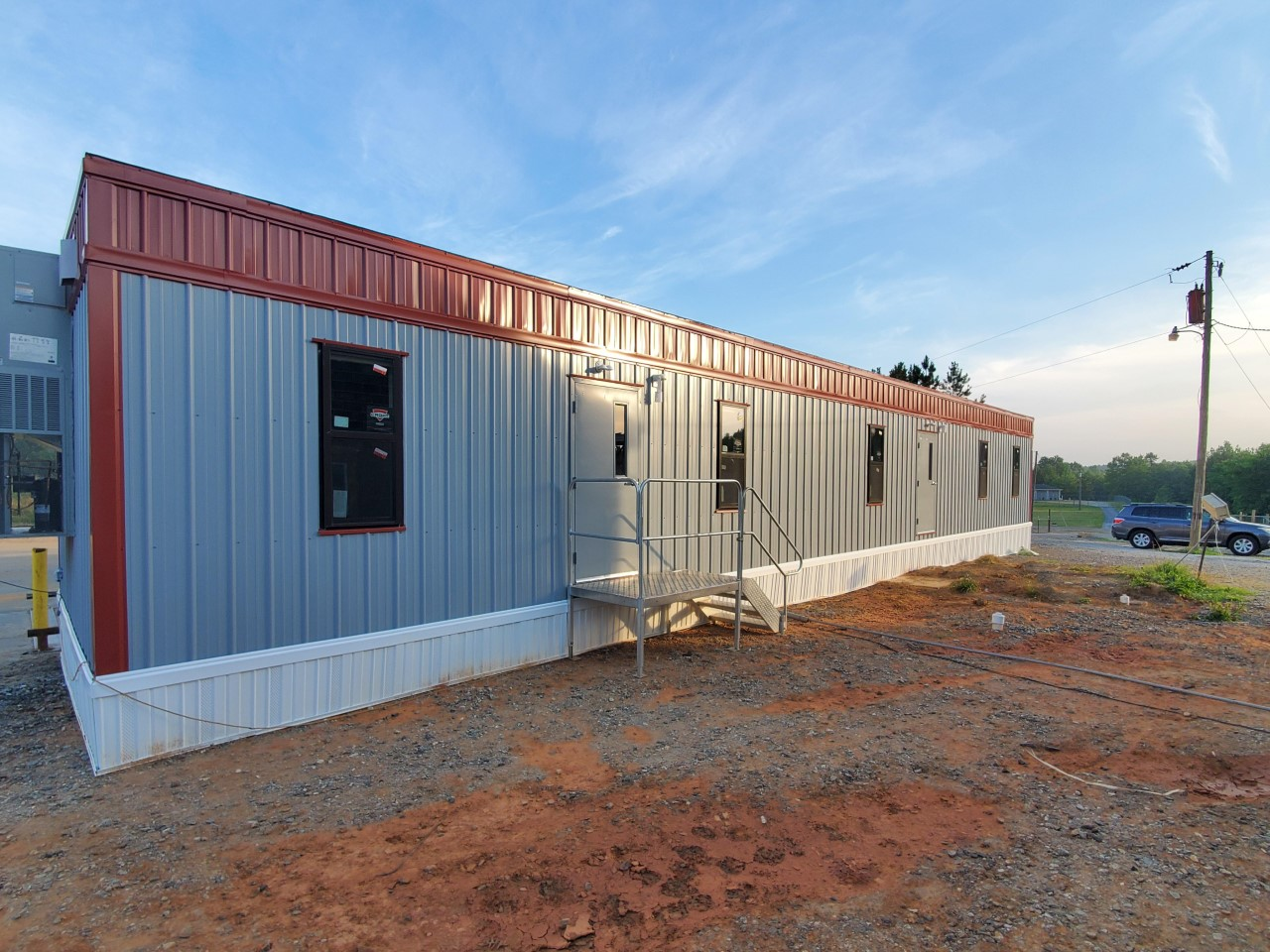 Lunenburg Landfill Gets A New Scale House